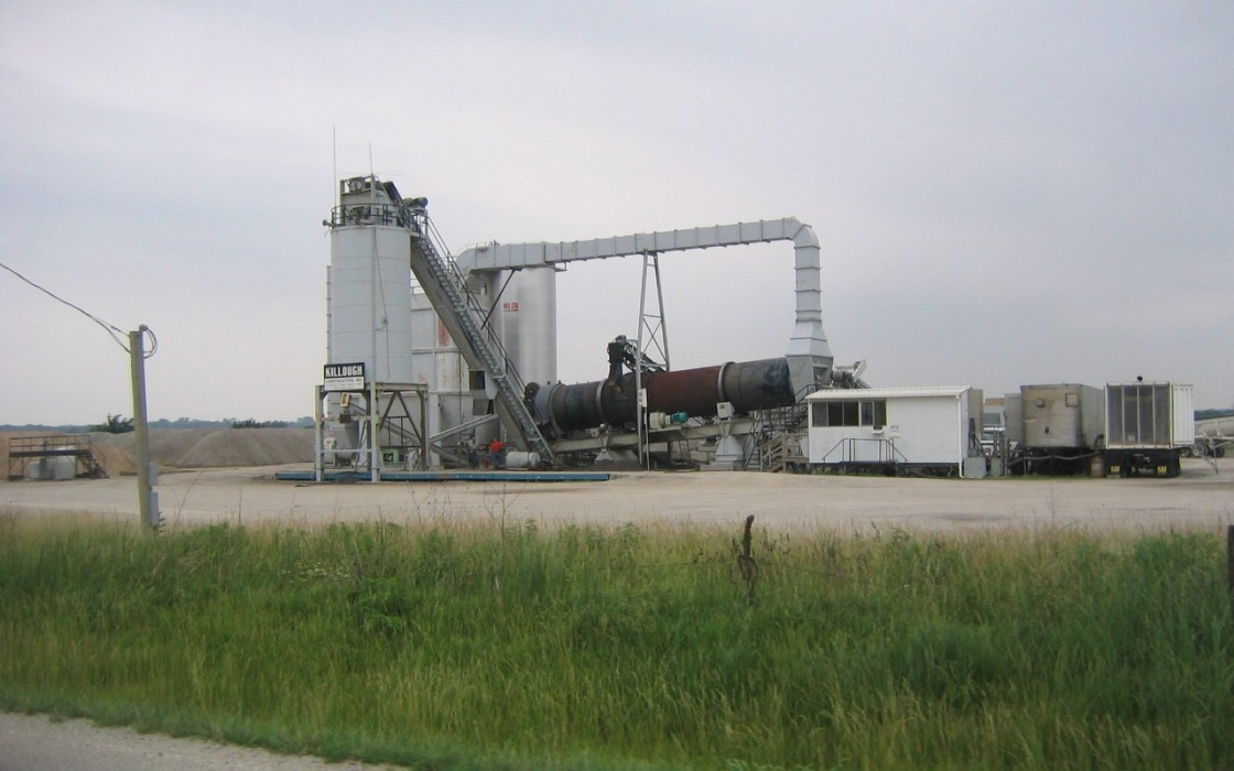 Killough Asphlat Plant
